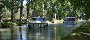 Agde - Le canal du Midi