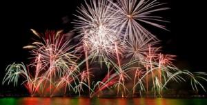Cap d'Agde - Le festival des feux d'artifice